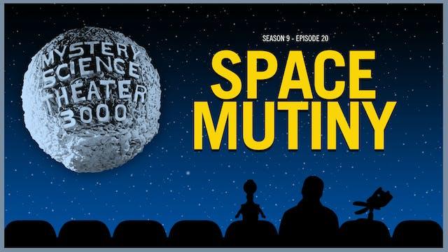 920. Space Mutiny