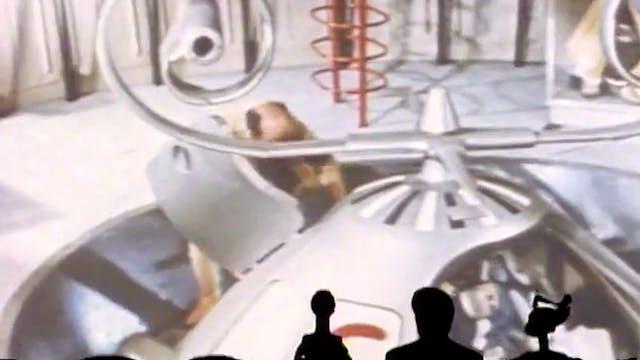 0211. First Spaceship On Venus