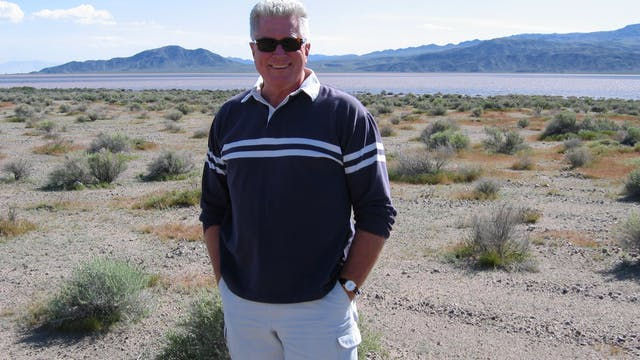 Huell Howser's California's Gold - The Ghost Mountain Episode