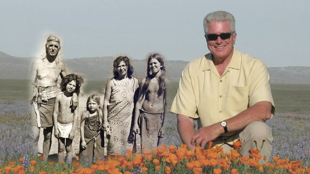 Huell Howser's Ghost Mountain Episode Bonuses