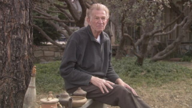 Rider South at HIs Home in Silver City, New Mexico