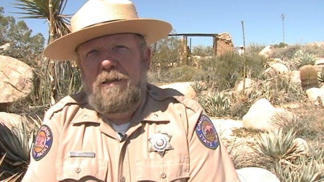State Park Superintendent Mark Jorgensen