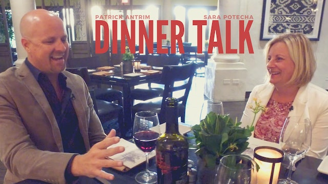 Dinner Talk with Sara Potecha
