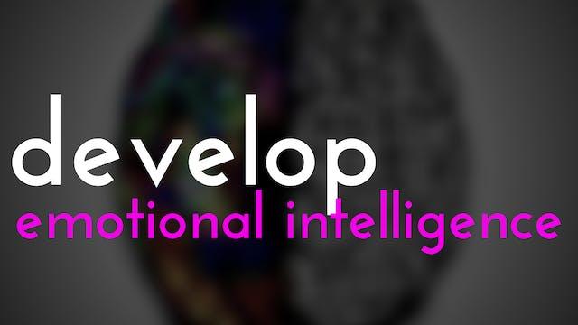 Emotional Intelligence Development
