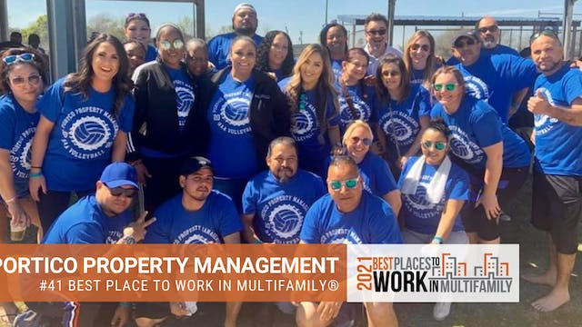 #41 Best Places to Work Multifamily 2...