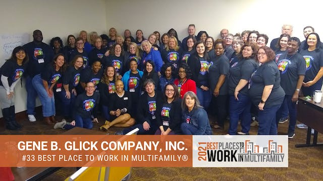 #33 Best Places to Work Multifamily® ...