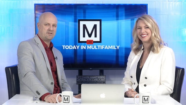 LIVE! Today in Multifamily - February 14, 2020