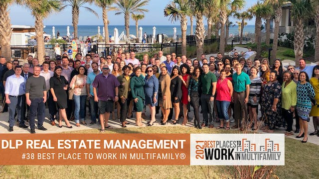 #38 Best Places to Work Multifamily® ...