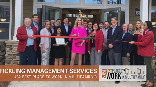 #32 Best Places to Work Multifamily® ...