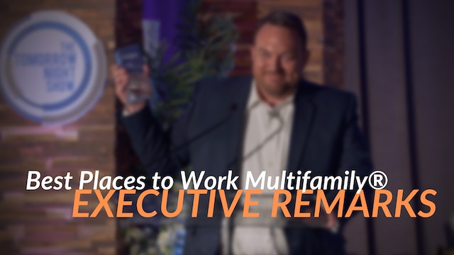 2020 Best Places to Work Multifamily®