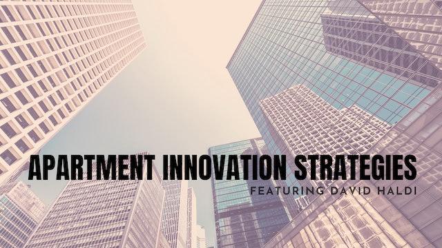 Apartment Innovation Strategies