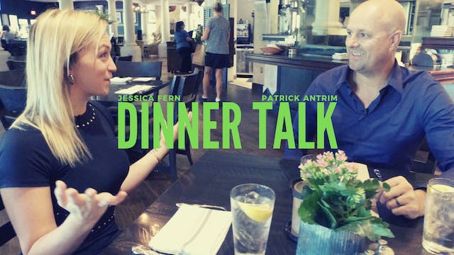 A Dinner Talk with Jessica Fern