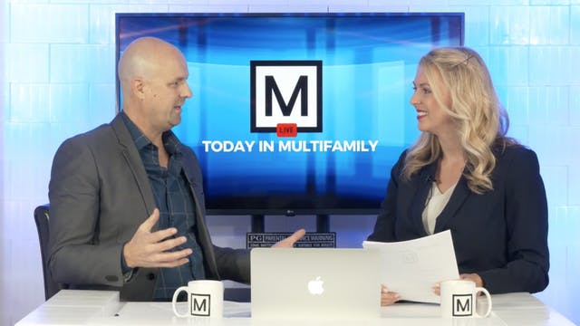 LIVE! Today in Multifamily - January,...