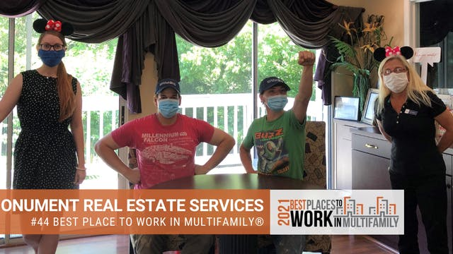 #44 Best Places to Work Multifamily® ...
