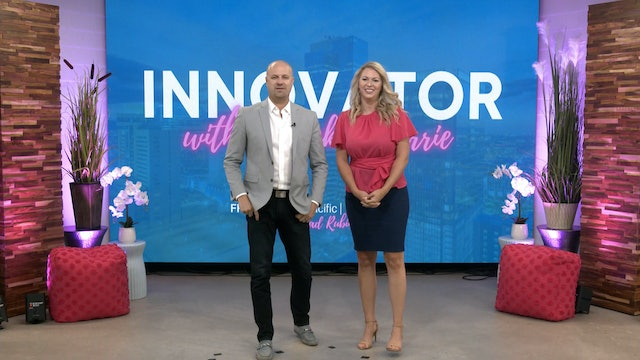 Innovator with Patrick & Carrie