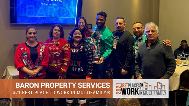 #21 Best Places to Work Multifamily® ...