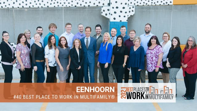 #40 Best Places to Work Multifamily® ...