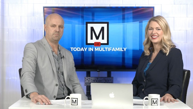 LIVE! Today in Multifamily - February 21, 2020