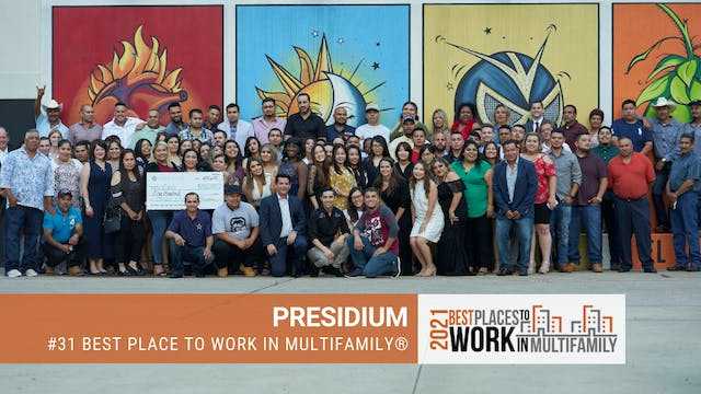 #31 Best Places to Work Multifamily® ...