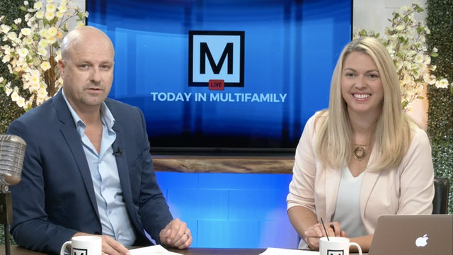 Live! Today in Multifamily - July 24, 2020