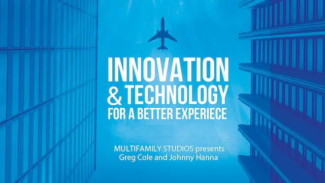 Innovation and Technology for a Bette...