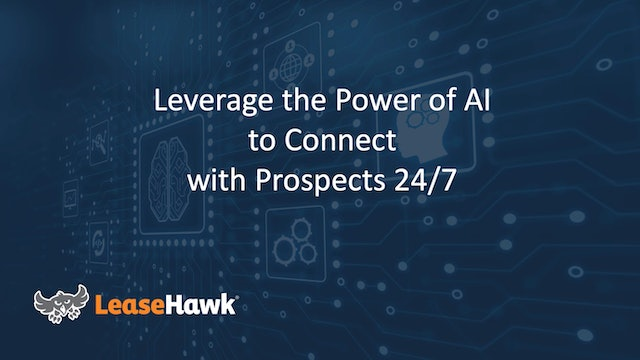 Leverage the Power of Artificial Intelligence to Connect with Prospects