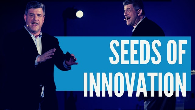 Seeds of Innovation with Patrick Morin