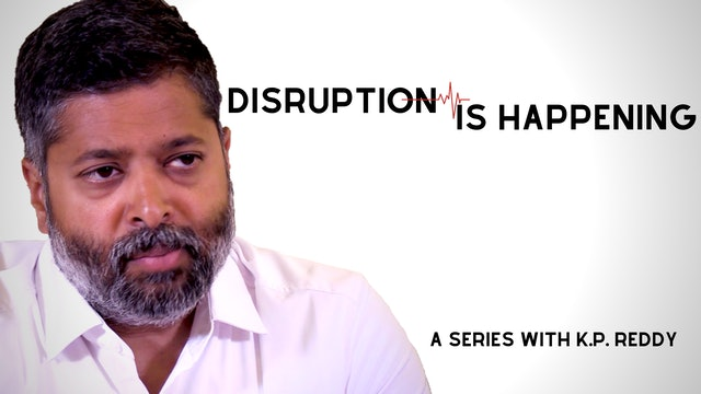 Disruption is Happening