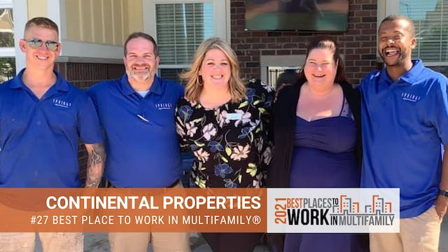 #27 Best Places to Work Multifamily® ...
