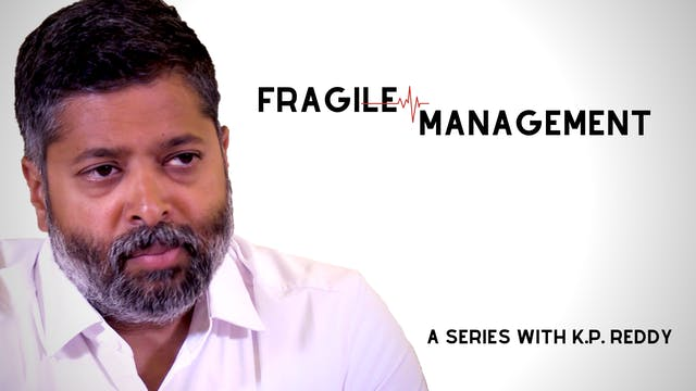 A Fragile Property Management