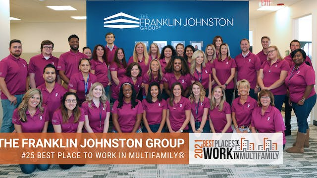 #25 Best Places to Work Multifamily® ...