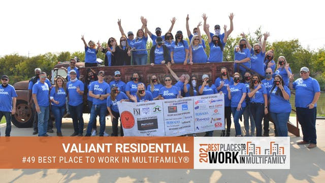 #49 Best Places to Work Multifamily® ...