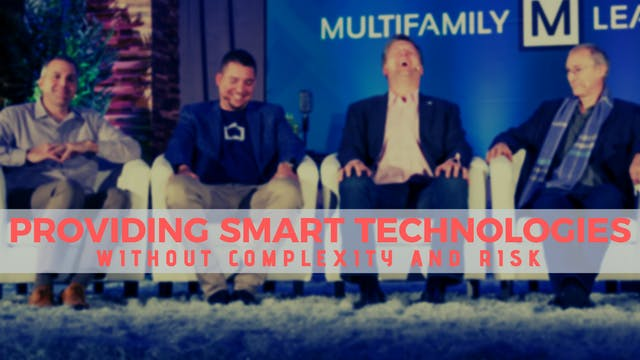 Providing Smart Technologies without ...