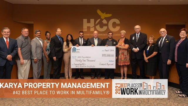 #42 Best Places to Work Multifamily® ...
