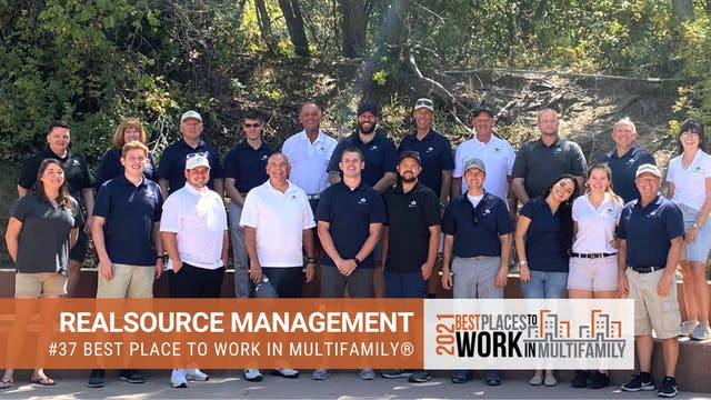 #37 Best Places to Work Multifamily® ...