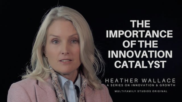 The importance of the Innovation Cata...