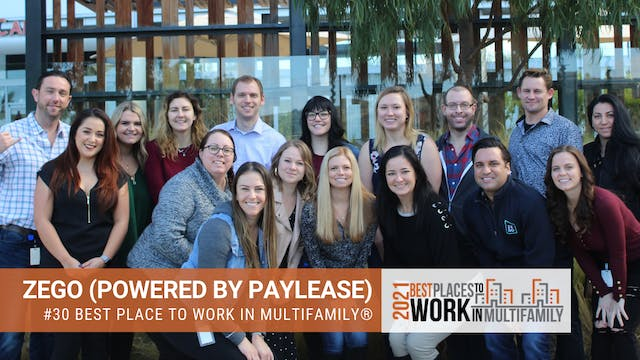 #30 Best Places to Work Multifamily® ...