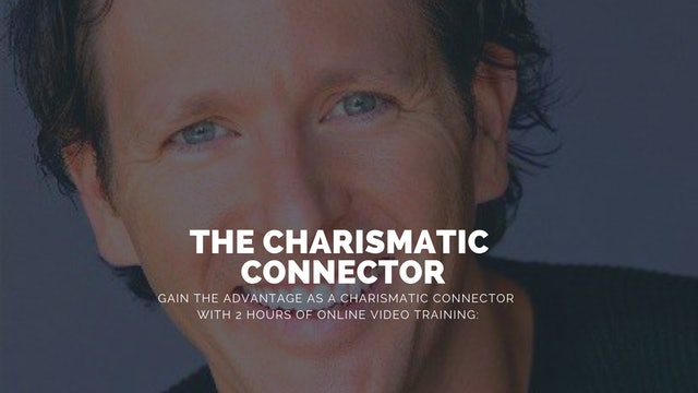The Charismatic Connector