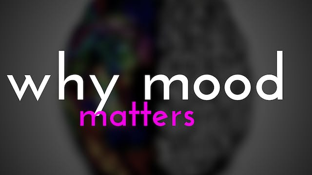 Why Mood Matters