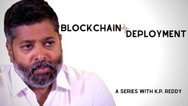 Blockchain is Being Deployed