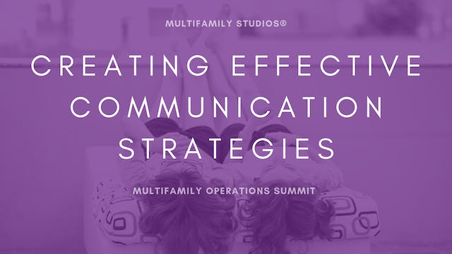 Creating Effective Communication Stra...