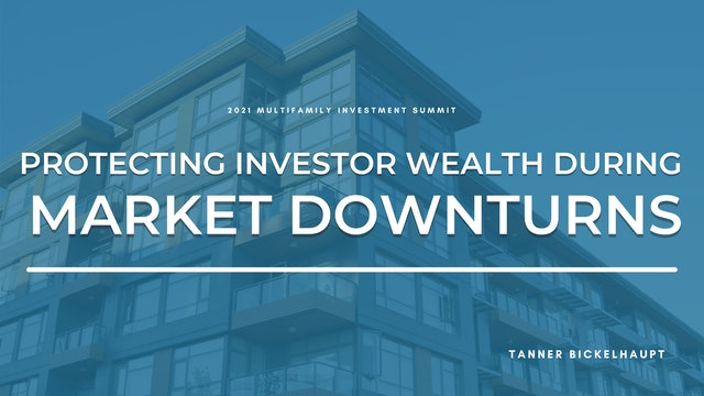 Protecting Investor Wealth During Market Downturns
