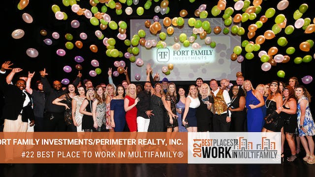 #22 Best Places to Work Multifamily® ...
