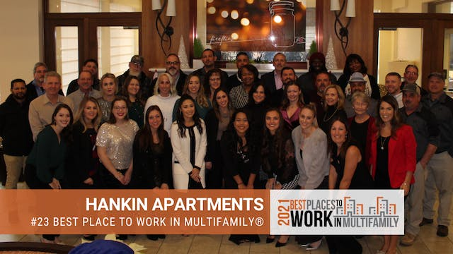 #23 Best Places to Work Multifamily® ...