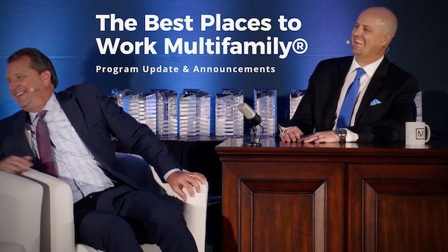 Best Places to Work Multifamily®