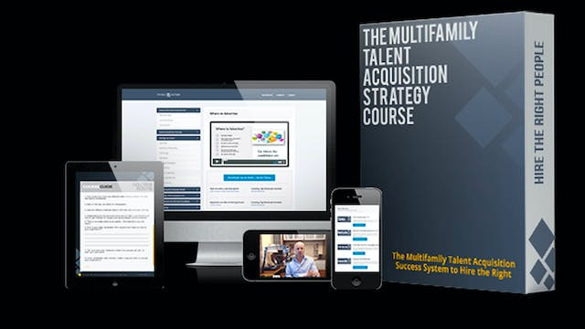 Multifamily Talent Strategy Course
