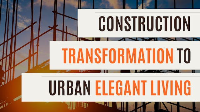 Construction Transformation to Urban ...