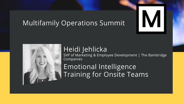 Emotional Intelligence Training for O...