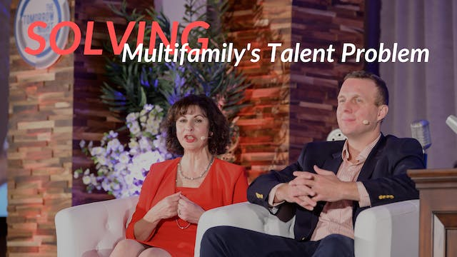 Solving Multifamily's Talent Problem
