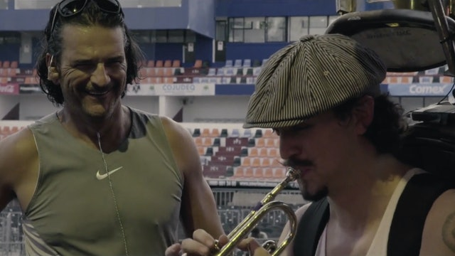 Detrás de Escena (Circo Soledad, en vivo) - Segunda parte